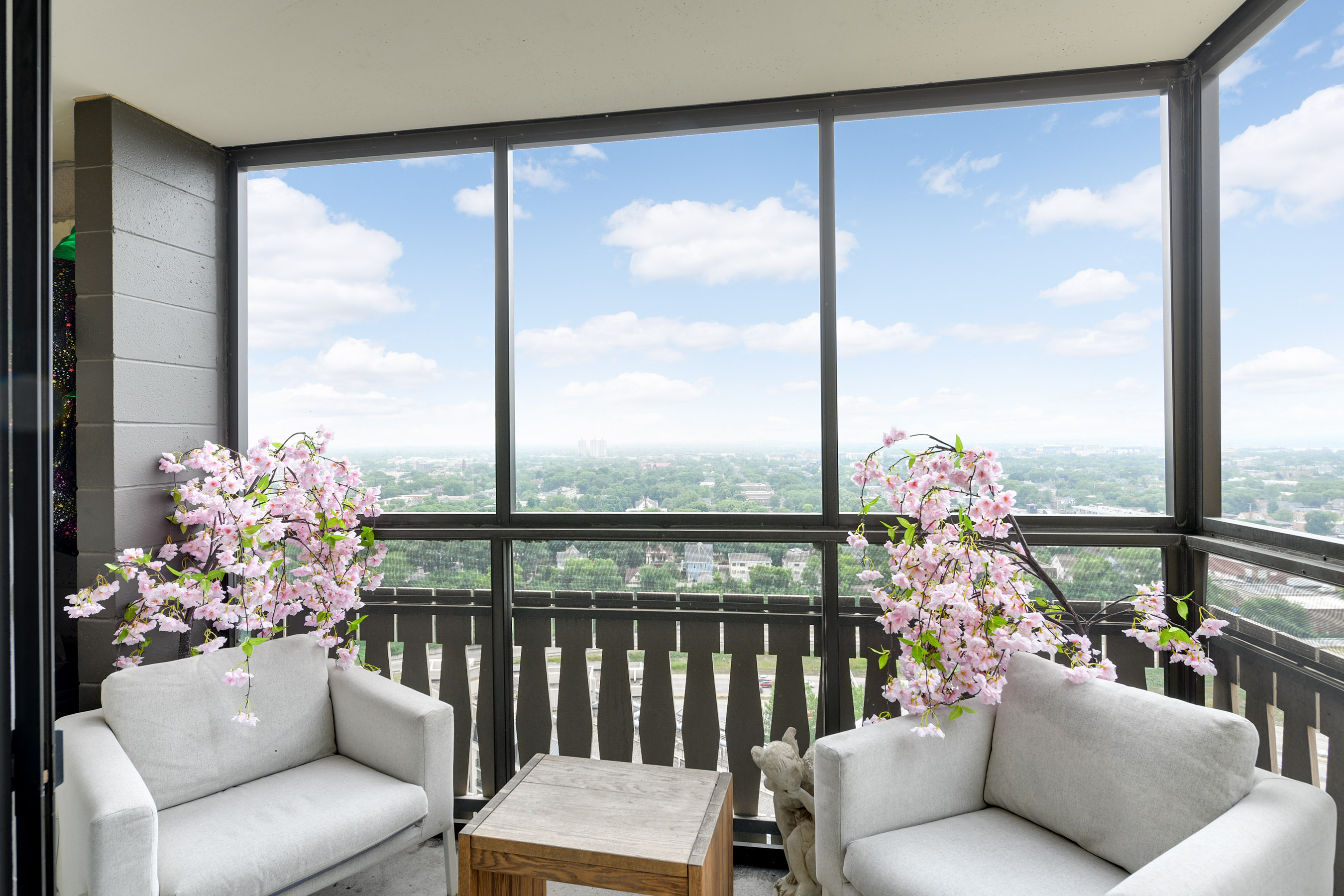 2nd Balcony